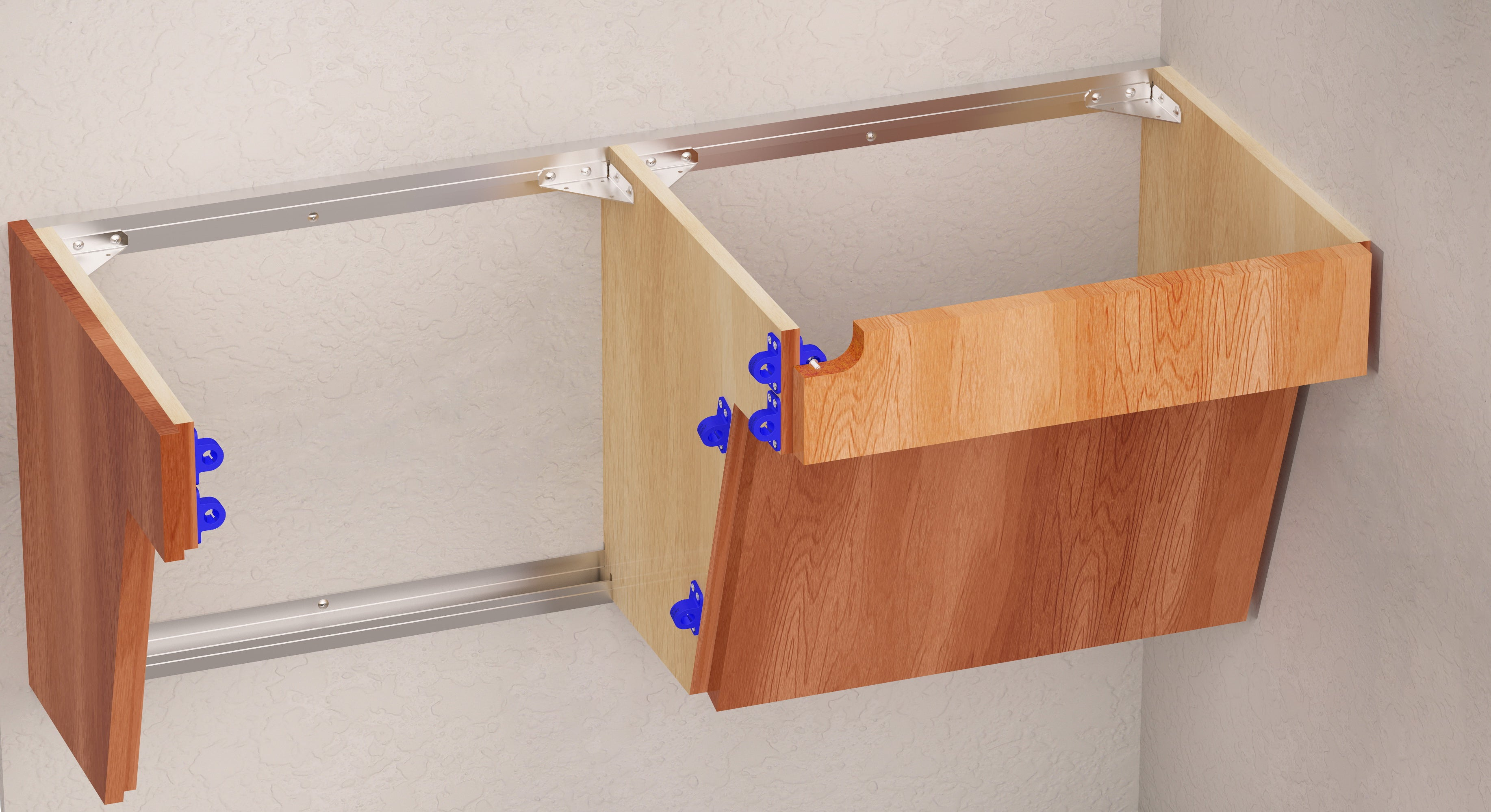 Hanger Clips Wall Panel Mounting Systems Star Hanger