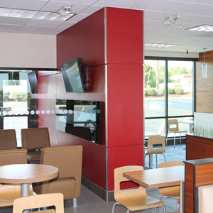 Wendy's Southeast Remodels / 200 Hanger