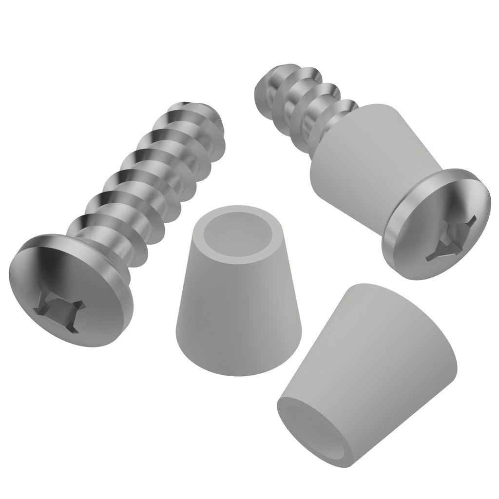 #10 Pan Head Screws & Spacers