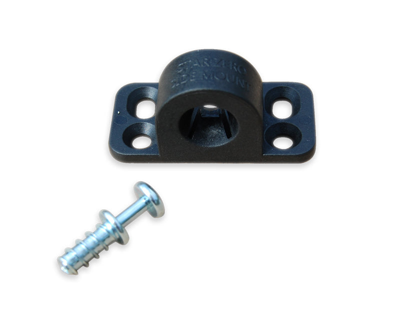 328 Zero Side Mount (50 Lbs. Black)