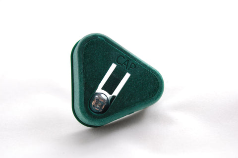 315 Green Glide Triangle, Lock Cap