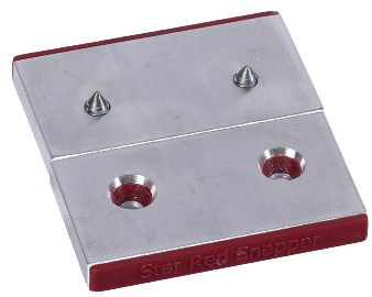 Red Snapper Alignment Clips (Screws Included) SKU 411