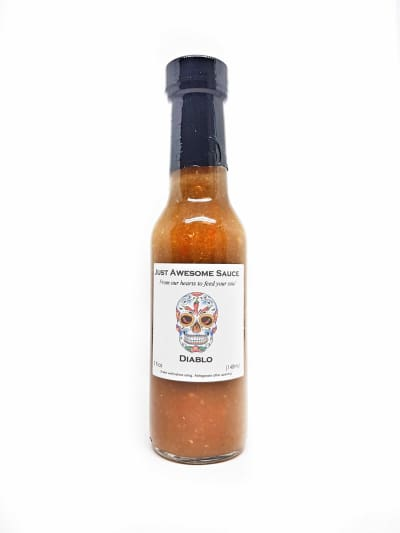 Just Awesome Sauces: Diablo - Hot Sauce - chillychiles.com