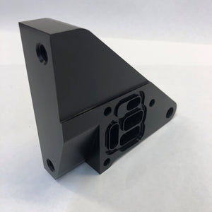 Vortech S2000 Supercharger - Upper Support Mounting Bracket