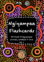 Load image into Gallery viewer, PRE-ORDER - Ngiyampaa Flashcards