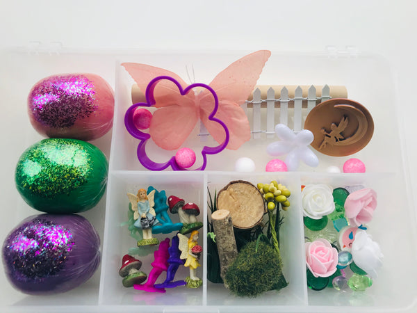 Large Flower Fairy Kit