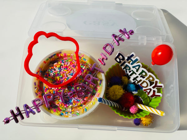 Mini Cupcake Celebration Kit