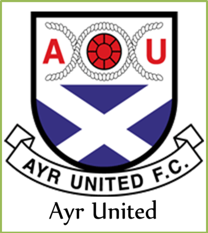 Ayr united Football Shirts