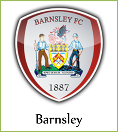 Barnsley Football Shirts