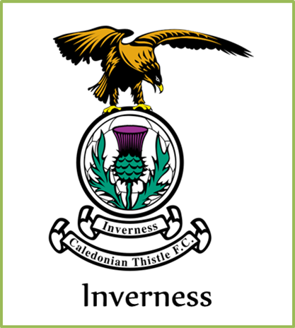 Inverness Football Shirts
