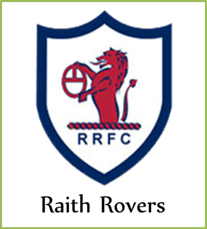 Raith Rovers Football Shirts