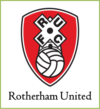 Rotherham united Club Crest