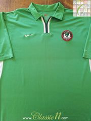 2000/01 Nigeria Home Football Shirt (XXL)