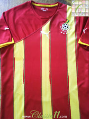 2010/11 Ghana Away Football Shirt (M)