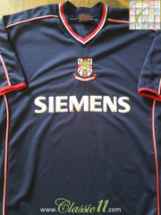 2003/04 Lincoln City Away Football Shirt (L)