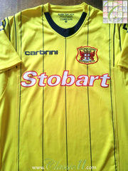 2011/12 Carlisle United Away Football Shirt (S)