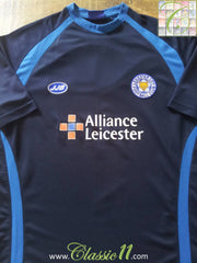 2005/06 Leicester City Football Training Shirt (L)