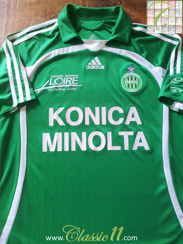 2006/07 AS Saint-Étienne Home Football Shirt (M)