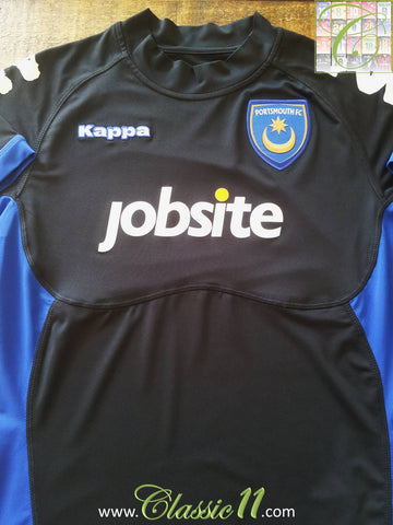 2011/12 Portsmouth Away Football Shirt (M)