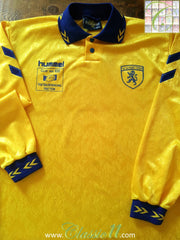 1988/99 V.V. Hattem Home Football Shirt (B)