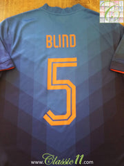 2014/15 Netherlands Away Football Shirt (M)