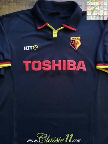 2001/02 Watford Away Shirt (XL)