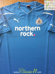 2010/11 Newcastle United Away Football Shirt (L)
