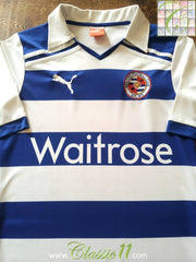 2011/12 Reading Home Football Shirt (S)