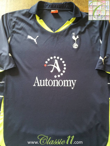 2010/11 Tottenham Hotspur 3rd Football Shirt (XL)