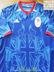 2011 Great Britain Home Olympic Football Shirt (L)