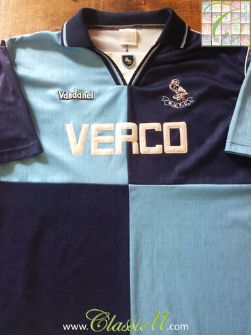 1994/95 Wycombe Wanderers Home Football Shirt (L)