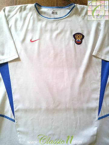 2002/03 Russia Home Football Shirt (XXL)