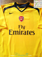 2006/07 Arsenal Away Football Shirt (XL)