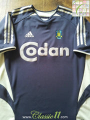2005/06 Brondby Away Football Shirt (B)