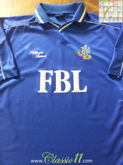 2000/01 Macclesfield Town Home Football Shirt (L)