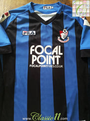 2011/12 Bournemouth Away Football Shirt (S)