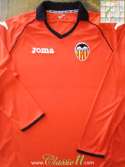 2011/12 Valencia 3rd Football Shirt (M)