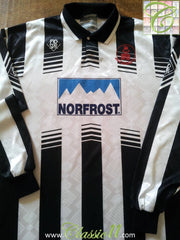 1993/94 Wick Academy Home Football Shirt (XL)