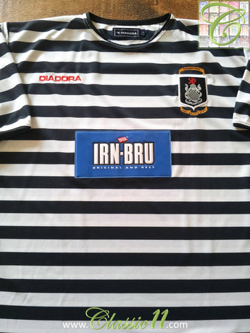 2003/04 Queens Park Home Football Shirt (L)
