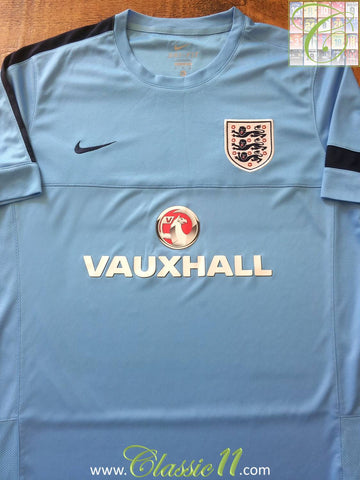 2013/14 England Football Training Shirt (XL)