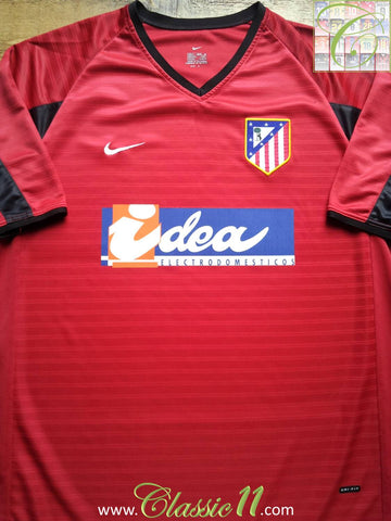 2001/02 Atlético Madrid Away Shirt (L)