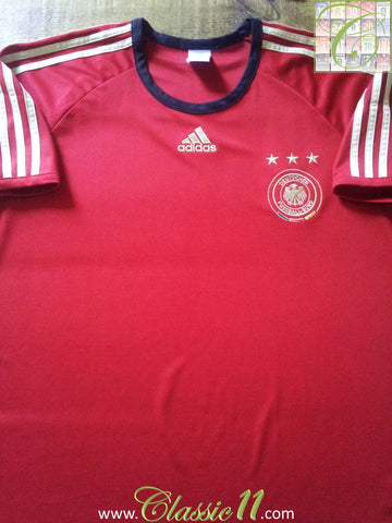 2008/09 Germany Away Supporters Football Shirt (XL)