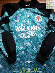 1992/93 Leicester City Home Goalkeeper Shirt (L)