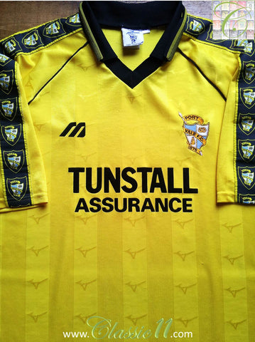 1999/00 Port Vale Away Shirt (XL)