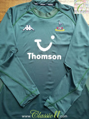 2004/05 Tottenham Hotspur Home Goalkeeper Shirt (XXL)