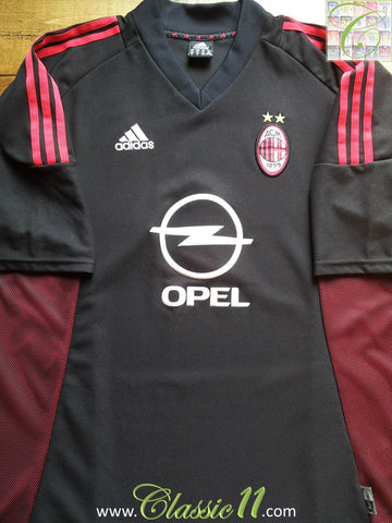 2002/03 AC Milan 3rd Football Shirt (XL)