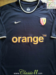 2002/03 RC Lens Away Football Shirt (L)