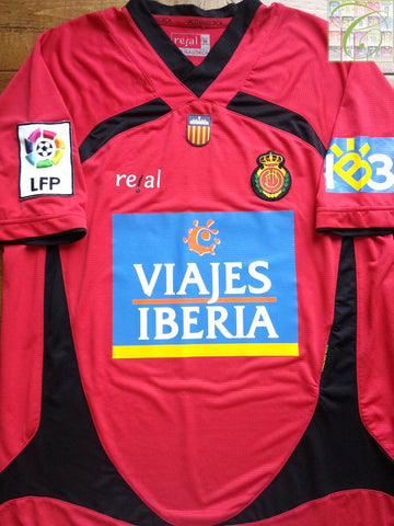2007/08 RCD Mallorca Home Shirt (M)