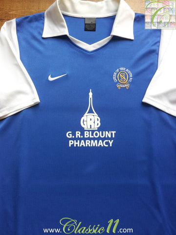 2003/04 Queen of the South Home Shirt (M)