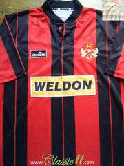 1999/00 Kettering Town Home Shirt (M)